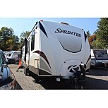 2013 Keystone Sprinter for sale 300263645