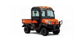 2013 Kubota RTV1100 Orange specifications