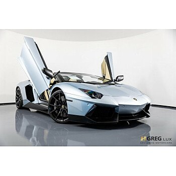 2013 Lamborghini Aventador LP 700-4 Roadster for sale 101093710