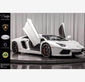 2013 Lamborghini Aventador LP 700-4 Coupe for sale 101369970