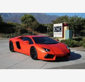 2013 Lamborghini Aventador for sale 101371001