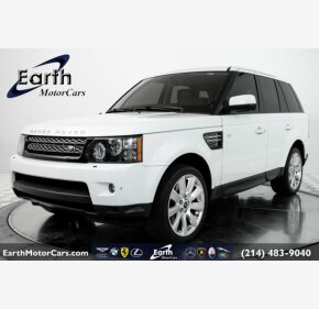 2013 Land Rover Range Rover Sport HSE LUX for sale 101216345