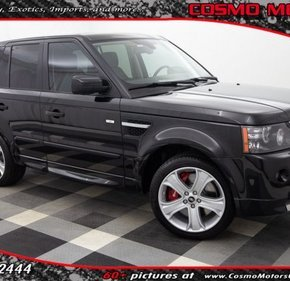 2013 Land Rover Range Rover Sport Supercharged for sale 101236856