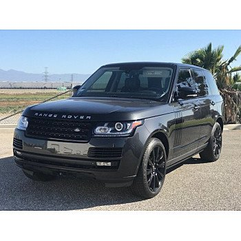 2013 Land Rover Range Rover Supercharged for sale 101154794