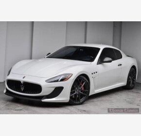 2013 Maserati GranTurismo Coupe for sale 101008329
