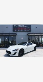 2013 Maserati GranTurismo Coupe for sale 101131734