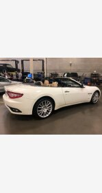 2013 Maserati GranTurismo Convertible for sale 101203525