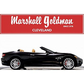 2013 Maserati GranTurismo Convertible for sale 101254349