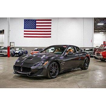 2013 Maserati GranTurismo for sale 101286722