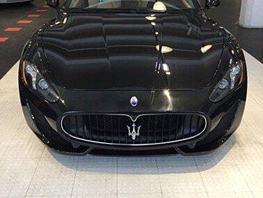 2013 Maserati GranTurismo for sale 101339596