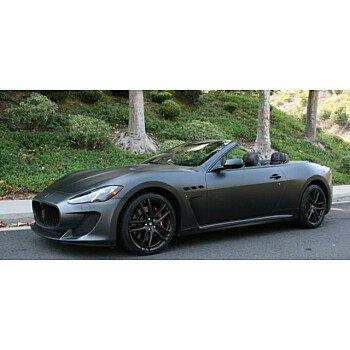 2013 Maserati GranTurismo for sale 101386509