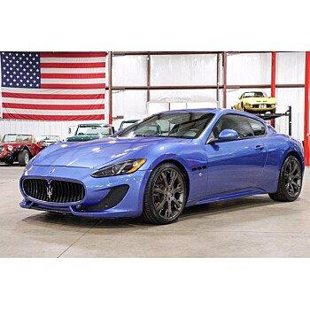 2013 Maserati GranTurismo for sale 101514119