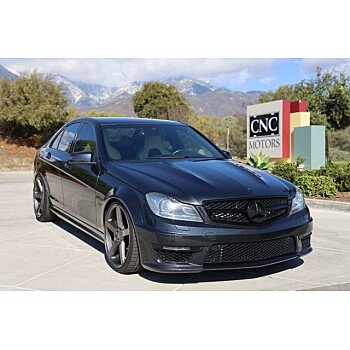 2013 Mercedes-Benz C63 AMG for sale 101404712