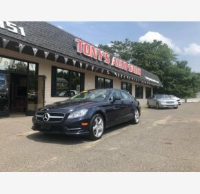 2013 Mercedes-Benz CLS550 4MATIC for sale 101171936