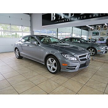 2013 Mercedes-Benz CLS550 4MATIC for sale 101396685