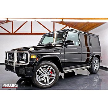 2013 Mercedes-Benz G63 AMG 4MATIC for sale 101126041