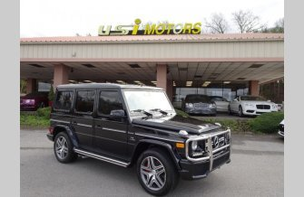 2013 Mercedes-Benz G63 AMG 4MATIC for sale 101295781