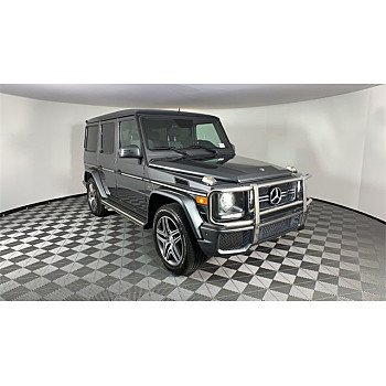 2013 Mercedes-Benz G63 AMG 4MATIC for sale 101304569