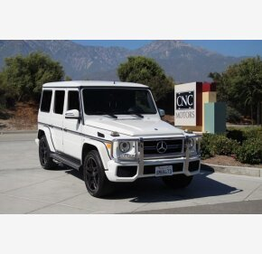 2013 Mercedes-Benz G63 AMG for sale 101357383