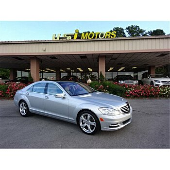 2013 Mercedes-Benz S550 for sale 101212008