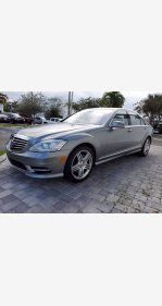 2013 Mercedes-Benz S550 for sale 101426084