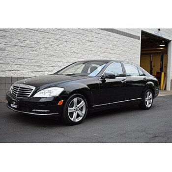 2013 Mercedes-Benz S550 4MATIC for sale 101558285