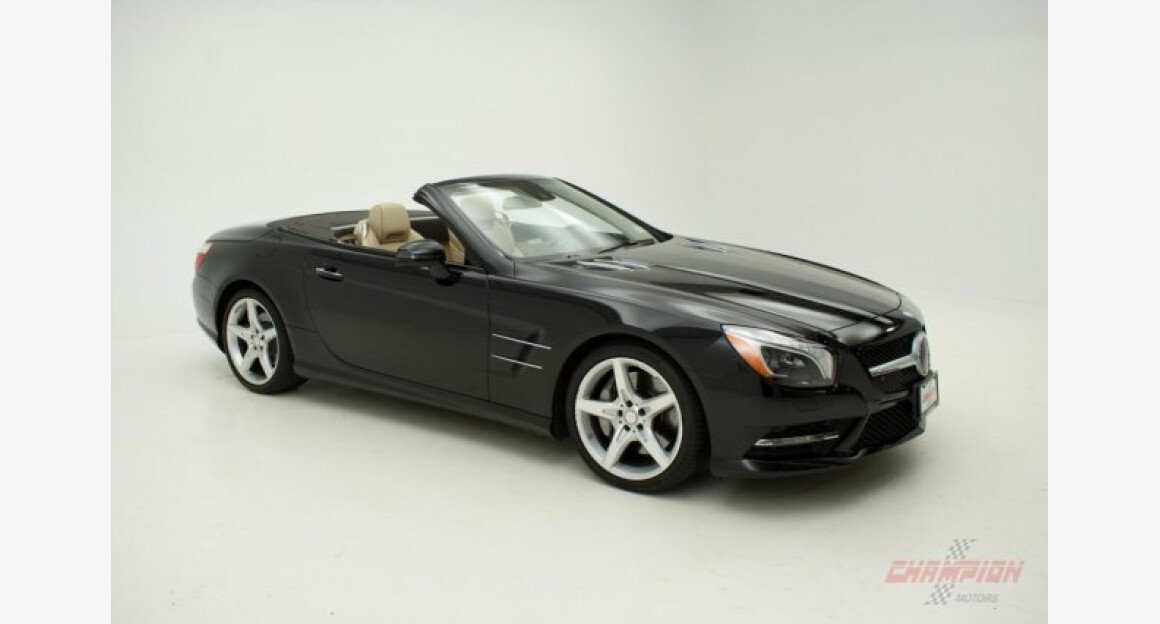 2013 Mercedes-Benz SL550 for sale 101001583