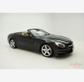 2013 Mercedes-Benz SL550 for sale 101001583