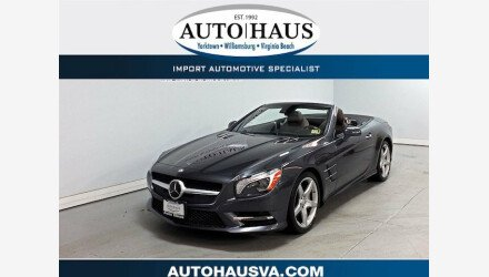 2013 Mercedes-Benz SL550 for sale 101050555