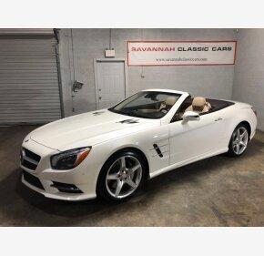 2013 Mercedes-Benz SL550 for sale 101277065