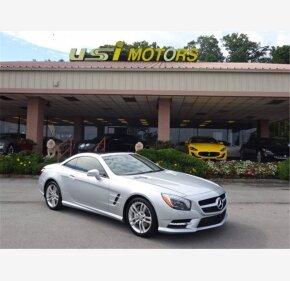 2013 Mercedes-Benz SL550 for sale 101395258