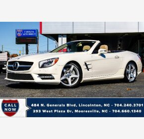 2013 Mercedes-Benz SL550 for sale 101400314