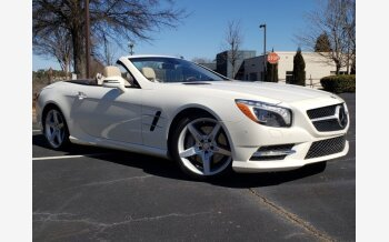 2013 Mercedes-Benz SL550 for sale 101466913