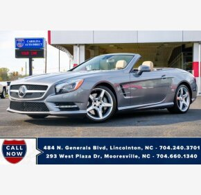2013 Mercedes-Benz SL550 for sale 101488815