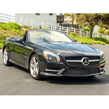 2013 Mercedes-Benz SL550 for sale 101609867