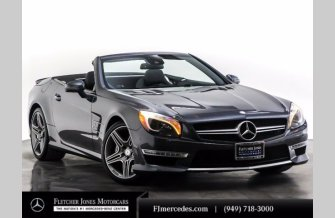 2013 Mercedes-Benz SL63 AMG for sale 101437520