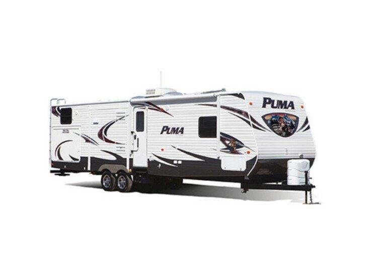 2013 Palomino Puma 31-RDSS specifications