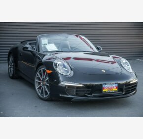 2013 Porsche 911 Carrera S Cabriolet for sale 101059175