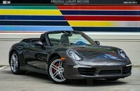 2013 Porsche 911 Carrera Cabriolet for sale 101203902