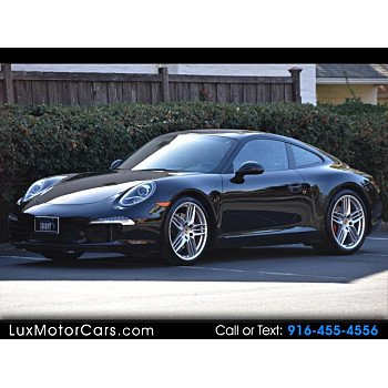 2013 Porsche 911 Carrera S Coupe for sale 101223493