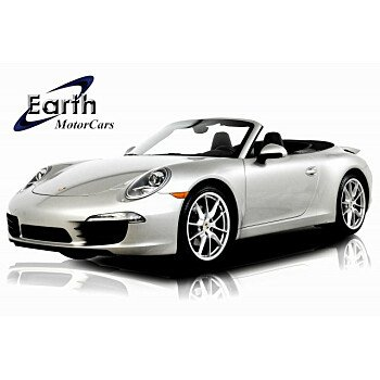 2013 Porsche 911 Carrera Cabriolet for sale 101267969