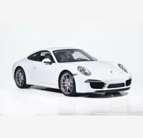 2013 Porsche 911 Carrera S Coupe for sale 101287679