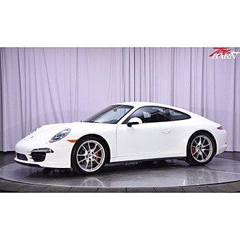 2013 Porsche 911 Carrera 4S for sale 101343097