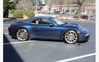 2013 Porsche 911 Carrera S Cabriolet for sale 101481038