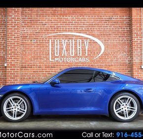 2013 Porsche 911 Carrera Coupe for sale 101485127