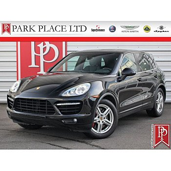 2013 Porsche Cayenne Turbo for sale 101082682