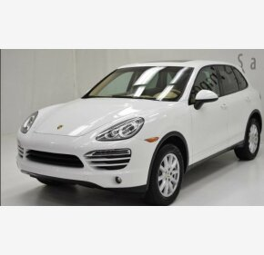 2013 Porsche Cayenne for sale 101107496