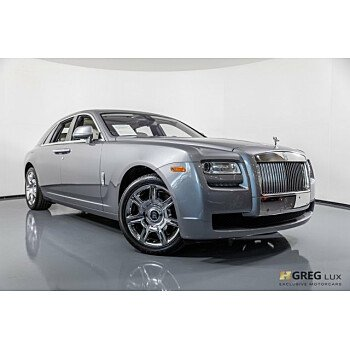 2013 Rolls-Royce Ghost for sale 101084634