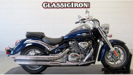 2013 Suzuki Boulevard 1500 for sale 200623005