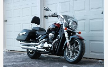 2013 Suzuki Boulevard 1500 C90T BOSS for sale 201044528
